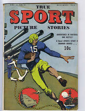 True Sport Picture Stories V2 #4 Street and Smith 1943