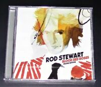 Rod Stewart Blood Red Roses Edizione Deluxe CD Veloce Nuovo IN Scatola