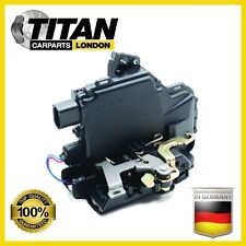 VW GOLF IV PASSAT SKODA OCTAVIA DOOR LOCK MECHANISM REAR LEFT SIDE 3B4839015A