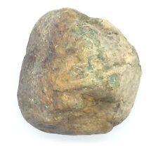 Mendocino Jade Boulder Green River Stone Nephrite Display Specimen California