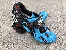 Sidi Genius Shoes Size 41.5 Excellent Condition