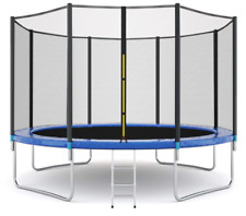 *Free Shipping* 12ft BIG BOUNCE Trampoline with Safety Enclosure + Ladder