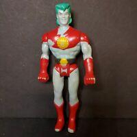 """Captain Planet Figure 1991 Vintage 5.5"""" Tiger"""