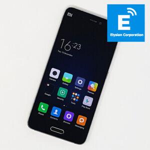 Xiaomi MI 5 4G - Dual Sim Smartphone - Black - Unlocked - Grade D Fast P&P #2044