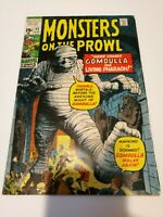 Monsters on the Prowl #12 (Aug 1971, Marvel) CLASSIC BRONZE AGE COMIC SERIES