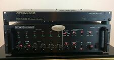 ALTEC LANSING Model 1715C MIXER AMP AMPLIFIER & Band Equalizer Model 8551B