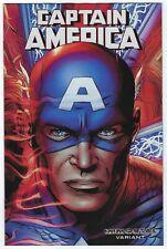 Captain America # 14 Wraparound Variant Cover NM
