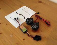 HPI Baja KM DEL Spot Light Set Convertisseur pour HPI Baja 5B, 5 T, 5SC, FG, 1/5,KM, Rovan