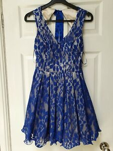 Chi Chi London prom/party dress UK size 10