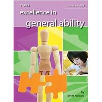 Excellence in General Ability Year 4