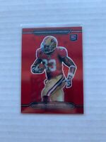 2010 ANTHONY DIXON Topps Platinum Rookie Red Refractors #29 /25