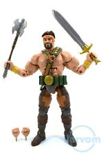"""Marvel Legends 6"""" Inch Armored Thanos BAF Wave Avengers Hercules Loose Complete"""