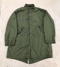 Vintage Extreme Cold Weather Fishtail Parka  Wynn Industries USA NOS (?)