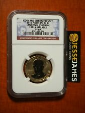 2015 P REVERSE PROOF LYNDON B JOHNSON DOLLAR NGC PF69 FROM COIN CHRONICLES SET
