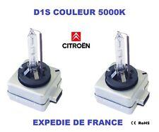 AMPOULE PHARE XENON D1S CITROEN PICASSO  2007-> D1S 35W 5000K NEUF