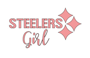 Pittsburgh Steelers Girl NFL Football Car/Laptop/Cup Sticker Decal