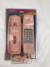 Vintage Conair phone high energy design series princess light pink new