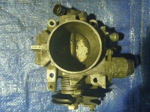 00-03 Saturn L100 L200 LS LW1 LS1 Throttle Body Automatic Transmission OEM 2.2L