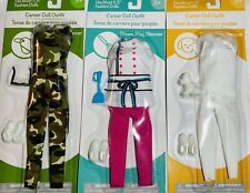Career Barbie Clothing, Shoes & Accessories Lot  Of 3 Sets - all brand New