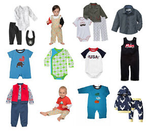 NEW Baby Boys Spring Outfit Clothes Lot 0-6 Months Boutique Wholesale