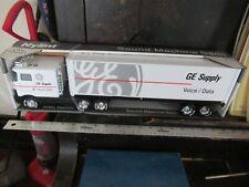 "Nylint GE Supply Sound Machine Semi NEW IN BOX 21"" truck"