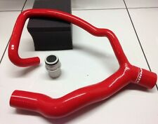 Peugeot 306 GTI-6 & Rallye Silicone Top Radiator Hose & Alloy Adaptor - RED