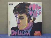 TOM JONES - DELILAH - GATEFOLD - 45 GIRI - MINT/MINT