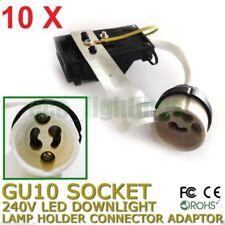 Unbranded 240V Light Bulbs GU10 Bulb Shape Code