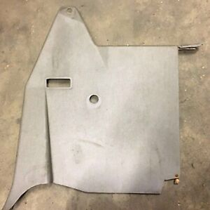 VAUXHALL CAVALIER MK2 CABRIO CONVERTABLE REAR RIGHT SIDE DOOR CARD