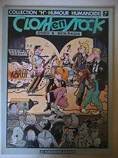 CLOSHEN STOCK - DODO BEN-RADIS - LES HUMANOIDES ASSOCIES 1983 N.7 - FUM1