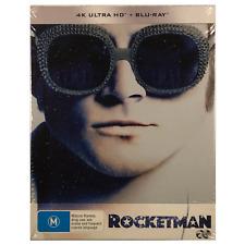 Rocketman 4k Ultra HD Blu-ray Steelbook Region B