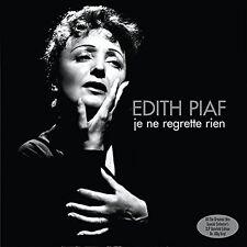 EDITH PIAF JE NE REGRETTE RIEN - 2 LP GATEFOLD EDITION - VINYL