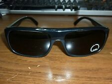 New Ocenao G15 Polarized Optical Glass 1503 Black Sunglasses - Italy w/issue