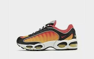 Nike Air Max Tailwind 4 Sunset Black/Red Men's Shoes Size 11 CN9658-001