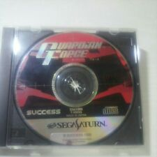 Guardian force SEGA Saturn SS Japan Import USED