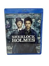 SHERLOCK HOLMES Robert Downey Jr.  Jude Law (BLU-RAY)