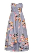 City Chic Small Maxi Whimsey Floral