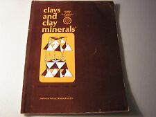 Clays and Clay Minerals Volume 35 #6 December 1987 Expandable Palygorskite