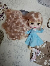 """12"""" Neo Nude   Joint Body Matte Face Blythe doll From Factory  CA7010"""