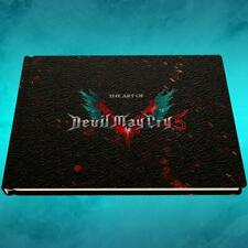 DEVIL MAY CRY 5 Collector's Edition Artbook Only