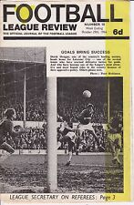 Football League Review 1966 / 67 No 10, Clubcall:  Bristol Rovers