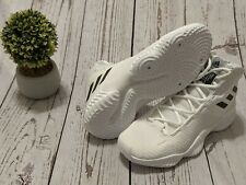 Mint Adidas 28.5Cm Bash AC7429 size 10 Pro Bounce 2018 Footwear White basketball