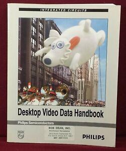 1992 Philips Desktop Video Data Handbook