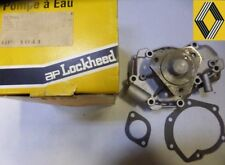 Neuf Pompe à eau RENAULT R25 TURBO D DX TBD ( B290 ) LOCKHEED WP1041 water pump