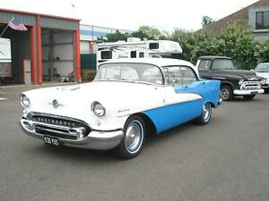 Oldsmobile Holiday 88  used  American classic cars  Pat Exchange  PETROL 1955