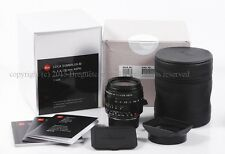New Leica SUMMILUX-M 28mm f/1.4 ASPH Black 11668 M10 M240P M9P