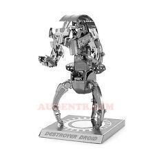 DESTROYER DROID Star Wars Metal Earth 3D Metall Bausatz DESTROYER-DROID Neu