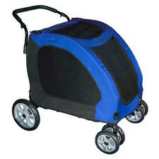 Pet Gear Expedition Large Dog Pet Stroller Cobalt Blue in Box Up to 150 lbs Dog!