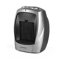 Westinghouse WHD0903 Ceramic Heater with Adjustable Thermostat Comfort Control