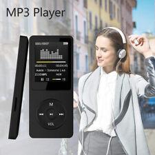 MP3 Player MP4 Musik Spieler Sport HiFi Bass 8GB LCD Display USB TF Mit Headset